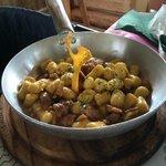 Gnocchi di polenta - Slurp ;)