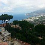 Vista dalla terrazza, Piscina e Panorama