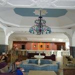 Hall de l'hôtel/réception