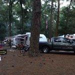 Camping Jekyll