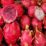 frutta esotica al Naschmarkt