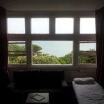 Sea view from our family room (301)