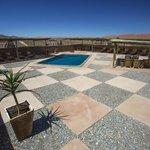 Main Pool at Kulala Desert Lodge