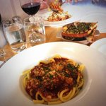 Fantastic pasta dishes!