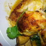Citrus-Grilled Brick Chicken  $19.75