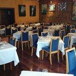 """Sala do Restaurante """"Nacional"""""""