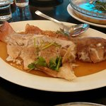 Steamed Fish SGD72
