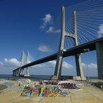 Lisboa ponte Vasco de Gama