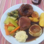 Gorgeous sunday lunch!!
