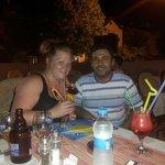 Mehmet and me at club ako!