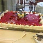 Un superbe gâteau