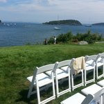 Beautiful oceanfront wedding day!