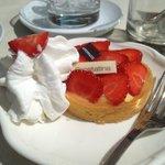 Desserts like little artwork