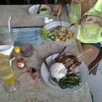 pranzo balinese