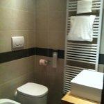 Bathroom - very clean and modern