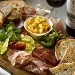 Farmers Club Cured Meats Platter