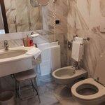 Great Marble Bathroom.