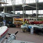avions, musée militaire de bruxelles