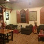 Movie room/lounge