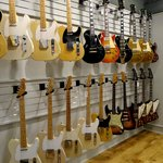 Gruhn Guitars 2nd floor showroom