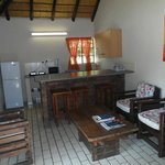 Self Catering Unit Kitchen