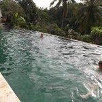 piscine presque privée