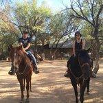 Houston's Horseback Riding