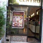 """L'ingresso del nuovo """"Sakuragi"""", ora diventato """"Centro"""""""
