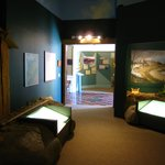 Native exhibit