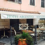 Hotel Argentina near Portofino-Italy