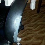 Desk Chair falling apart!