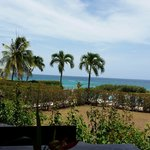 View from Carambola Rest.