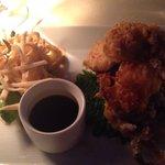 Soft shell crab: décevant Plus de friture que de crabe