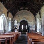 Clonfert Cathedral, interior
