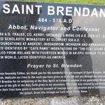 Clonfert Cathedral, St. Brendan's grave