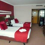 Twin room No 1206