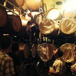 Getting to know the barrels at Demetria