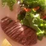 Grilled tuna, best in the world!