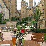 Burg Hohenzollern - Beer Garden