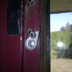 Broken window latch