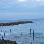 panorama spiaggia pietre