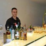 Jonathan, great bartender in Urbana