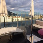 360 bar overlooking Funchal
