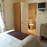 'Crags' Double Room with Ensuite