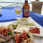 Lunch on the Seaside Terrace