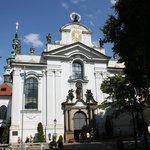 Базилика Вознесения Девы Марии (Страговский монастырь))