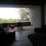 Our Solaris Loft view, we love this place!