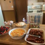 Breakfast - all homemade
