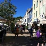 Marktplatz Leucate