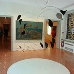 Peggy Guggenheim Collection: The entrance hall
